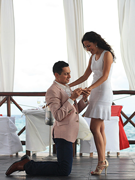 engagement packages cancun