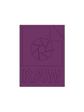 video raw