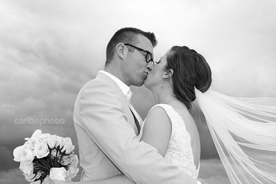 Black and white photography for destination wedding