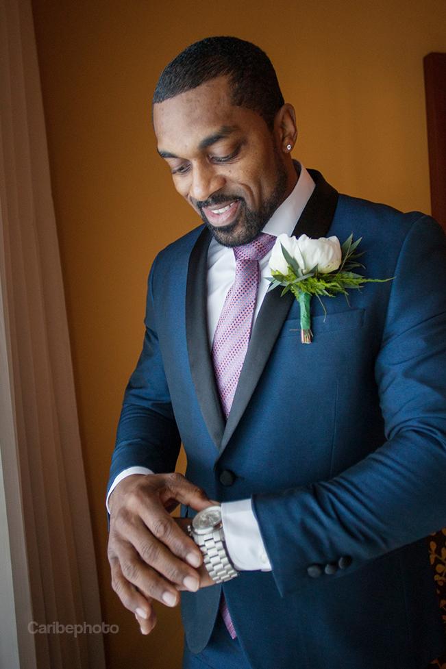 groom gown